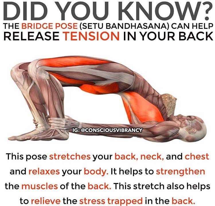How To Get Rid Of Tension In Your Back