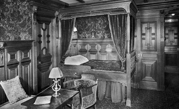 Photos Survivors And Victims Of The Titanic Titanic Cabines Fotos