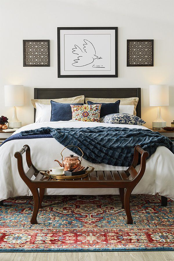Bedroom Creator Online: From Bed Frames To Benches, Overstock's Selection Of