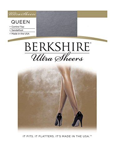 Women's Sheers - Berkshire Womens PlusSize Queen Ultra Sheer Control Top  Pantyhose 4411 *** Click on the image for additional detail… | Berkshire,  Sheers, Pantyhose