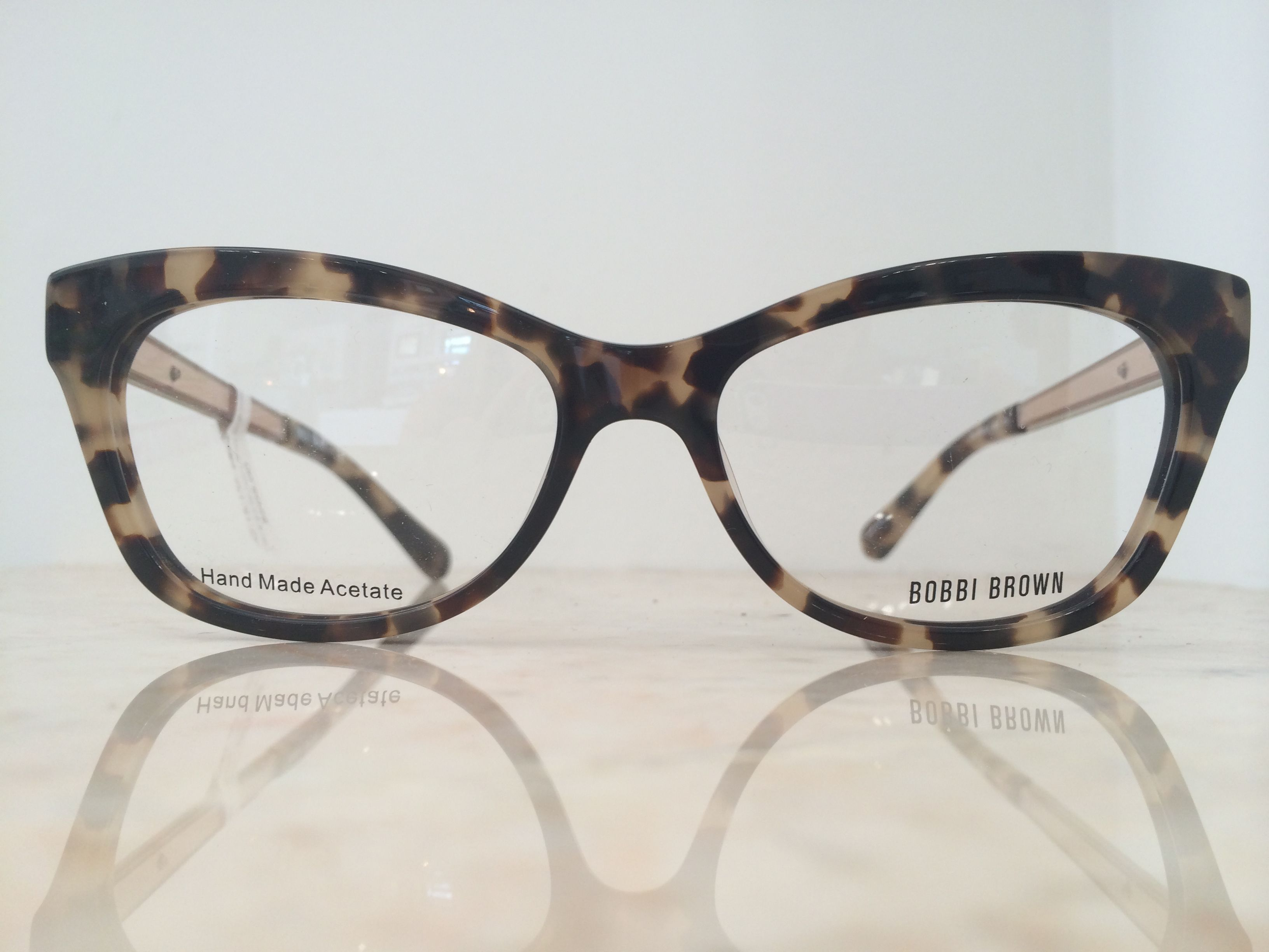 4a94be766d The Isabella Bobbi Brown Brown Glasses