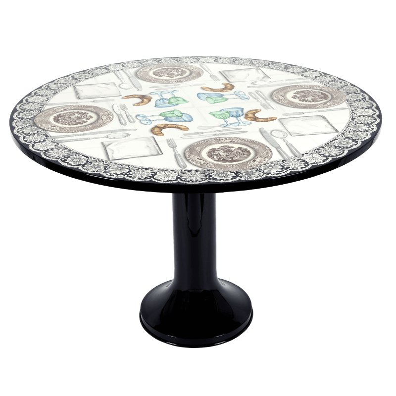 Table Top Tavola Apparecchiata
