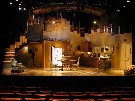 Beautiful Theater Stage Setting Google Search Theater