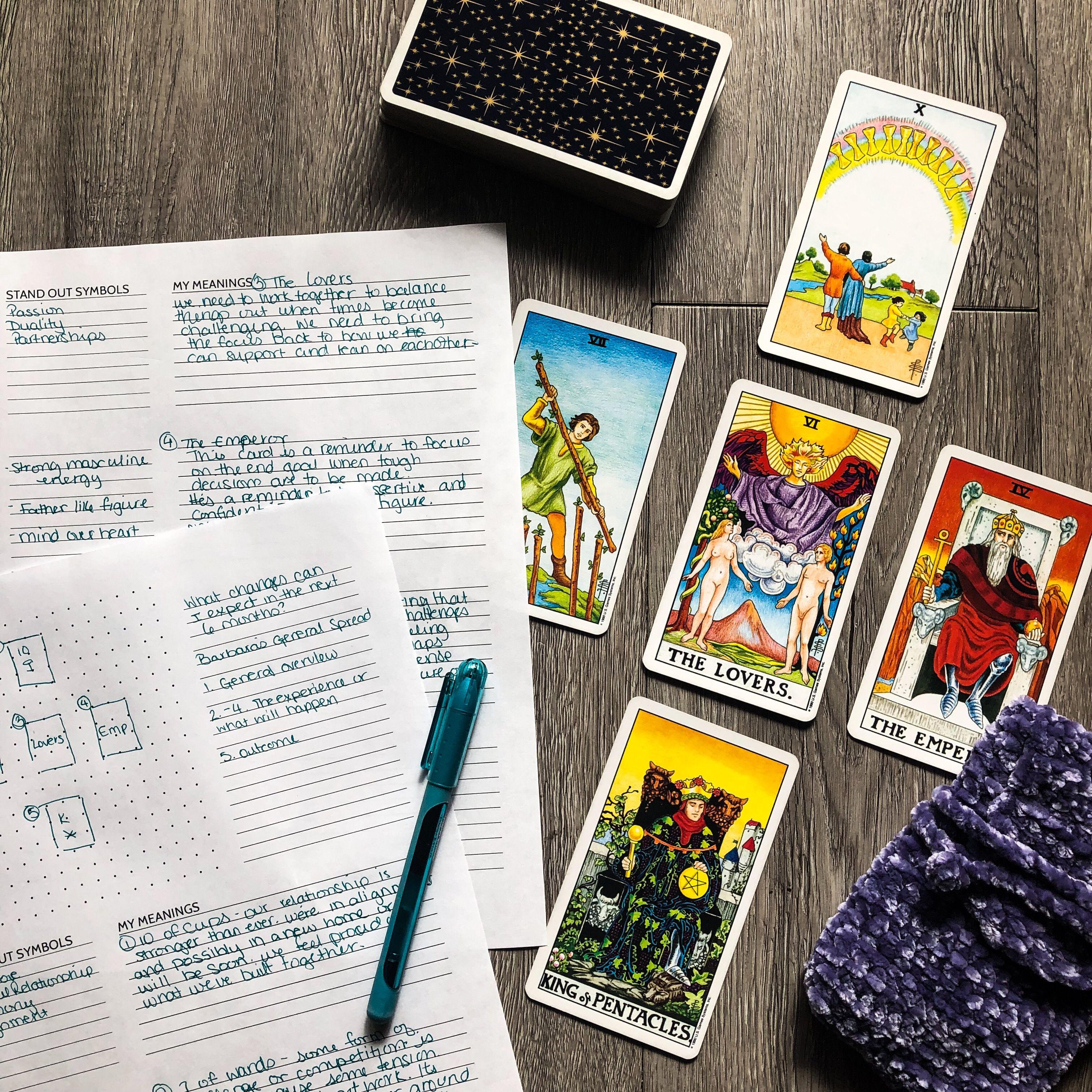 Pin on tarot cards deck lust