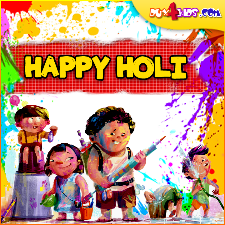 On The Joyous Occasion Of Holi, We Have Great Pleasure To