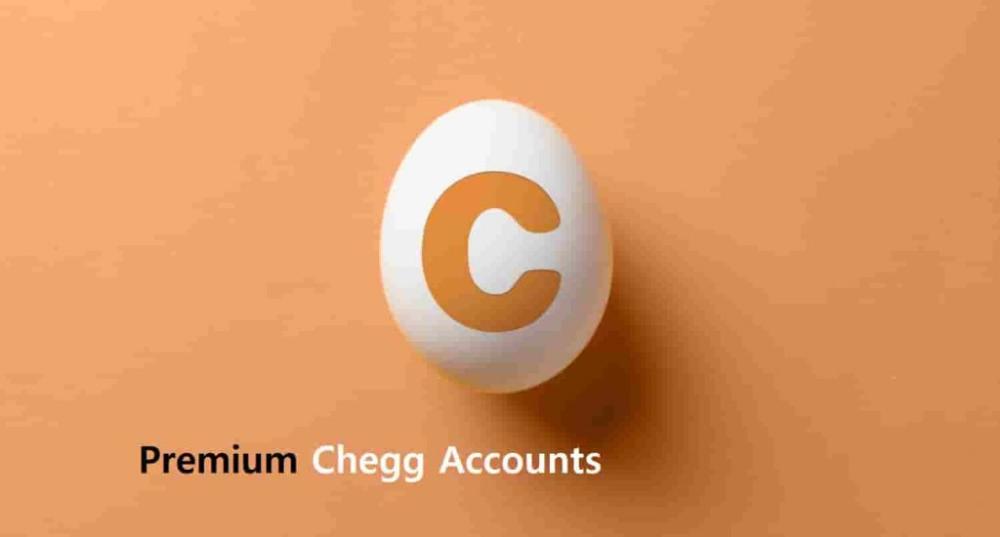 Free Premium Chegg Accounts and Passwords 2020