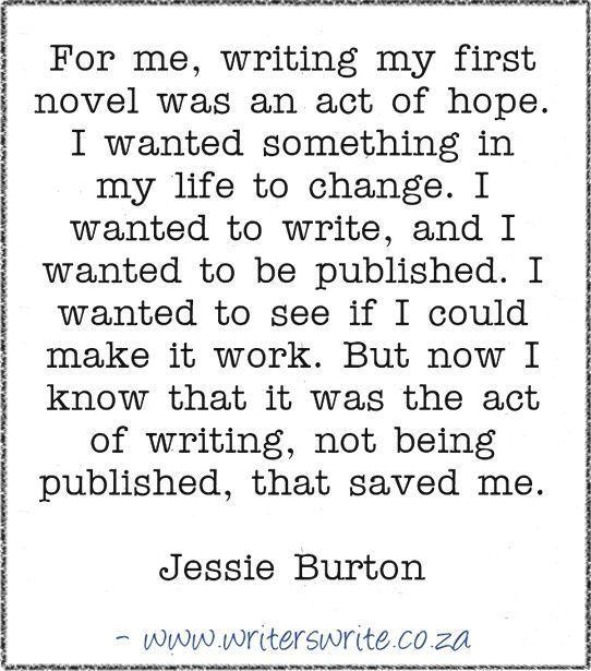 Quotable – Jessie Burton