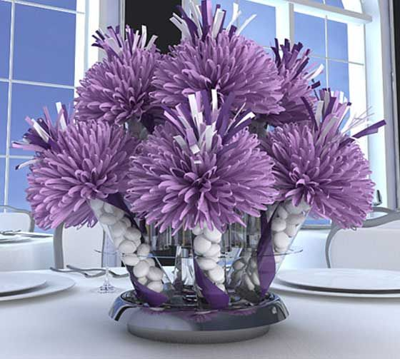Bridal Shower Centerpieces For Tables You Can Have Your Favors Impr Birthday Party 50th