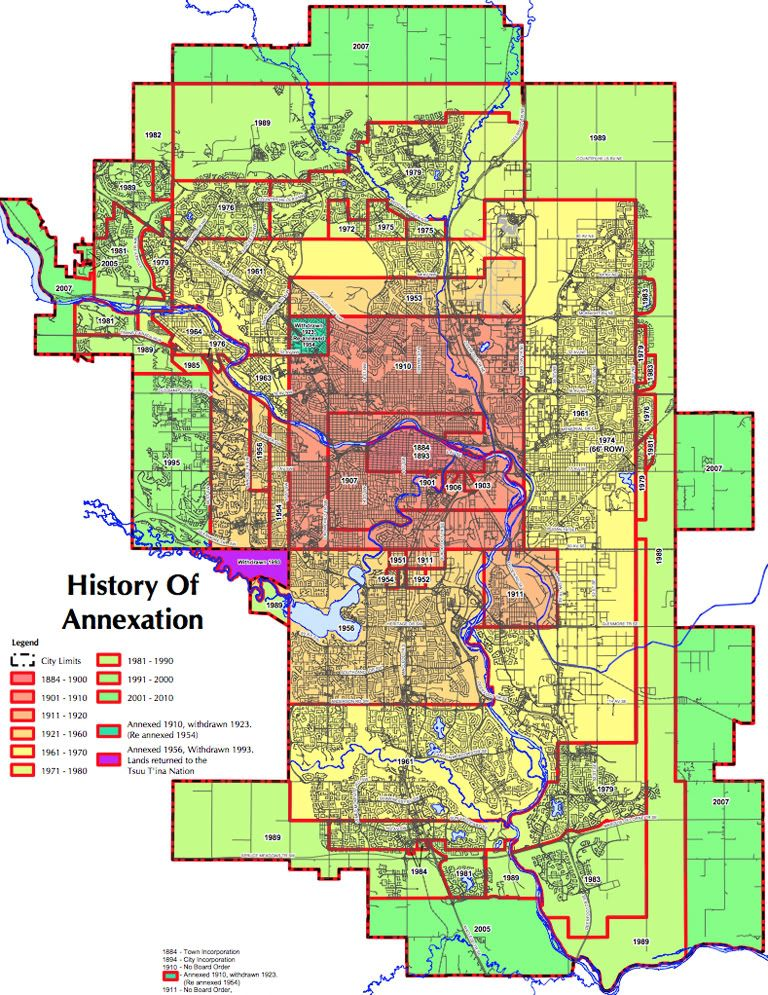 Map Annexation Map Photo City Photo