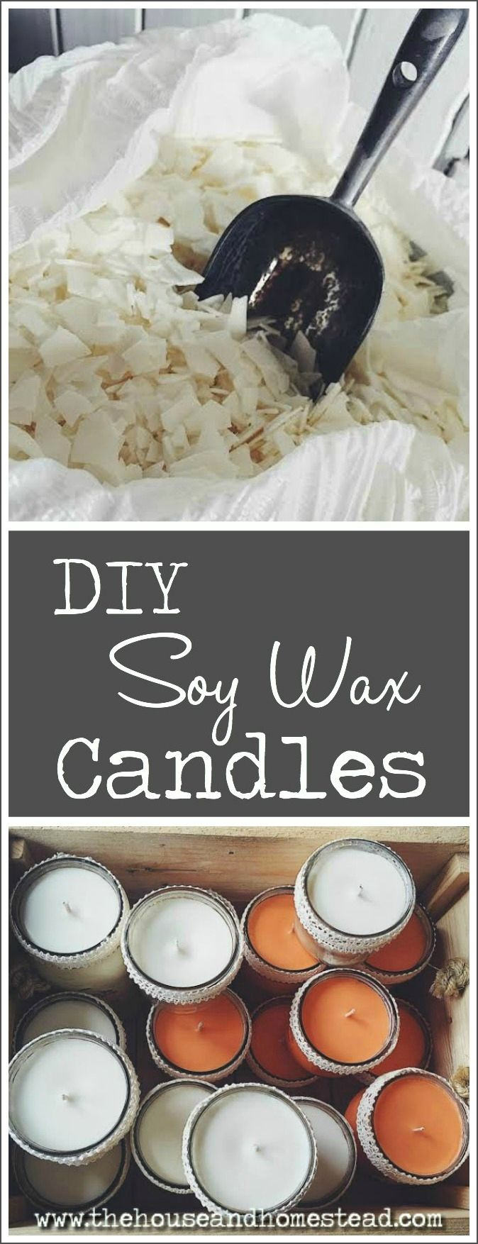 How To Make Candles Without Containers #candlemakingbusiness