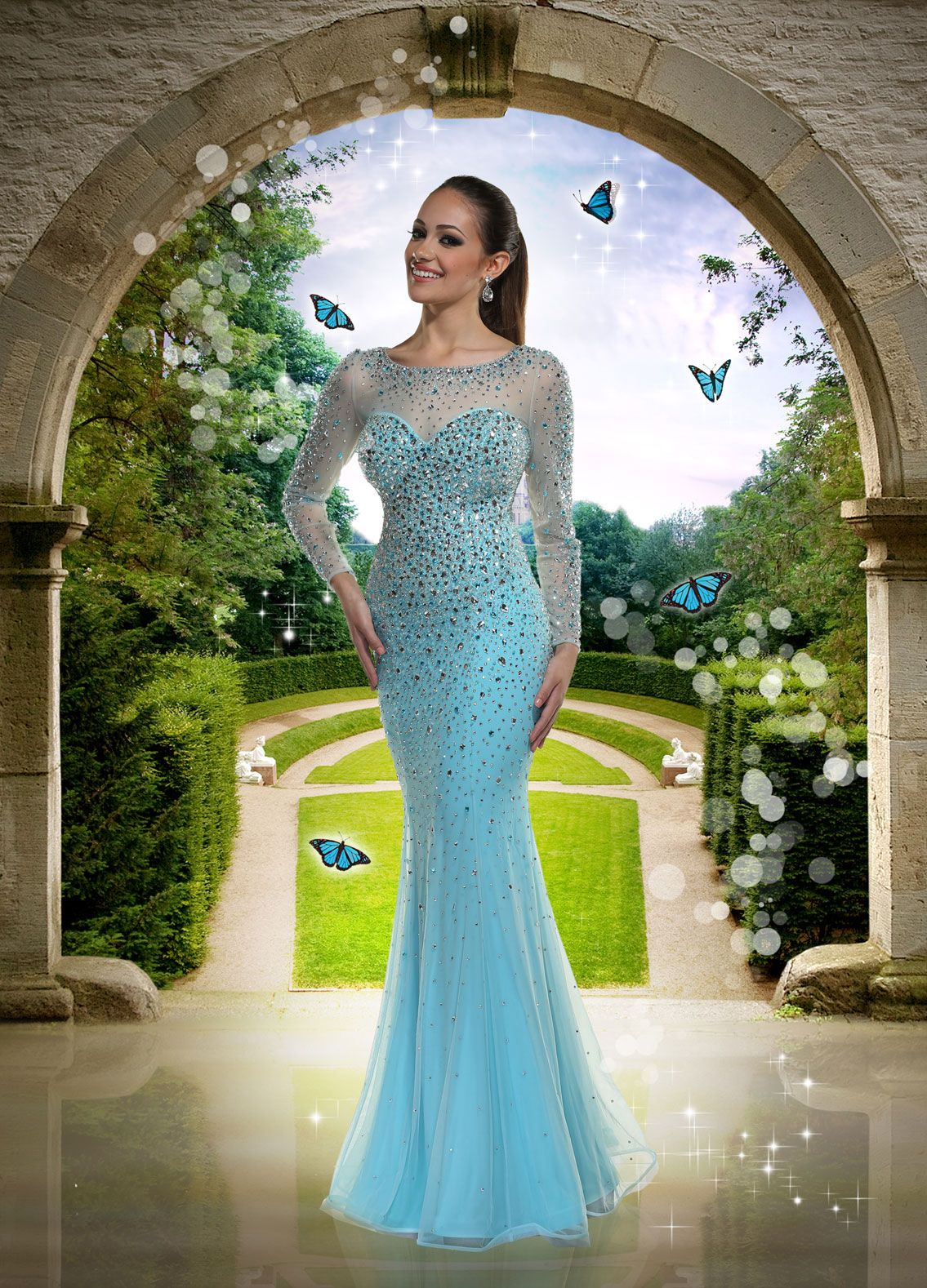 Elsa prom dress! | Dressed To Impress | Pinterest | Alto, Patrones y ...