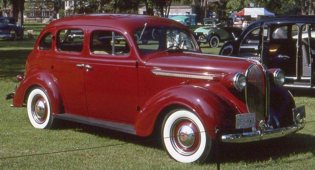 1938 Plymouth P6 Deluxe Touring Sedan 4 Door Old Classic Cars Plymouth Cars Classic Cars