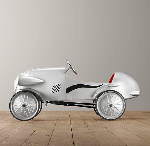 Le Mans Pedal Car | Riding Toys | Restoration Hardware Baby & Child