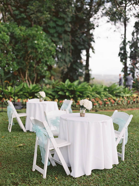 Low Cocktail Tables 30 Rounds With White Resin Chairs Wedding Table Cocktail Tables Table Decorations