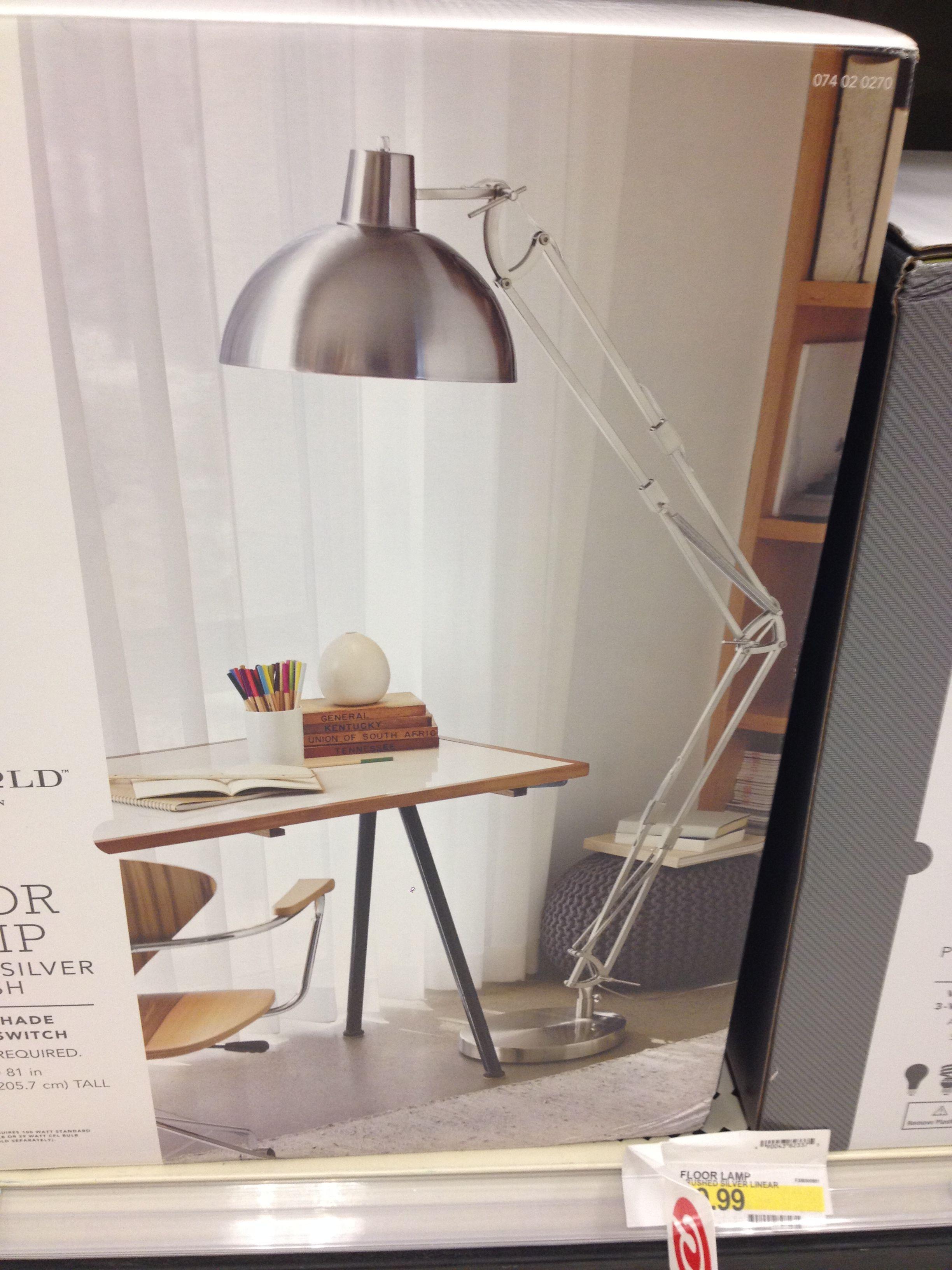 ThresholdTM Jumbo Architect Floor Lamp Target 9999