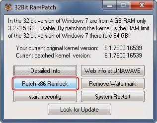 System 32 Patch