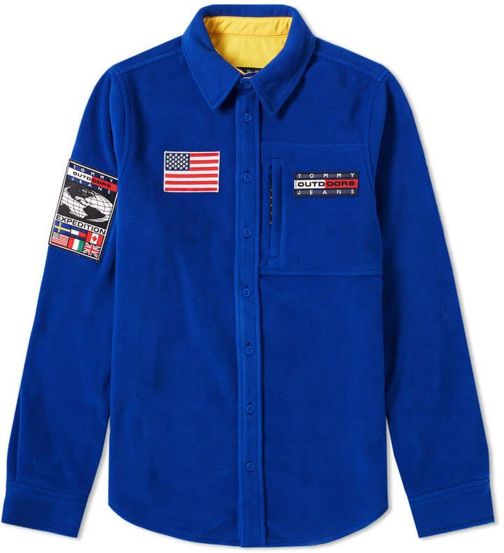 Tommy Hilfiger TJM Expedition Jacket orange | dress for less