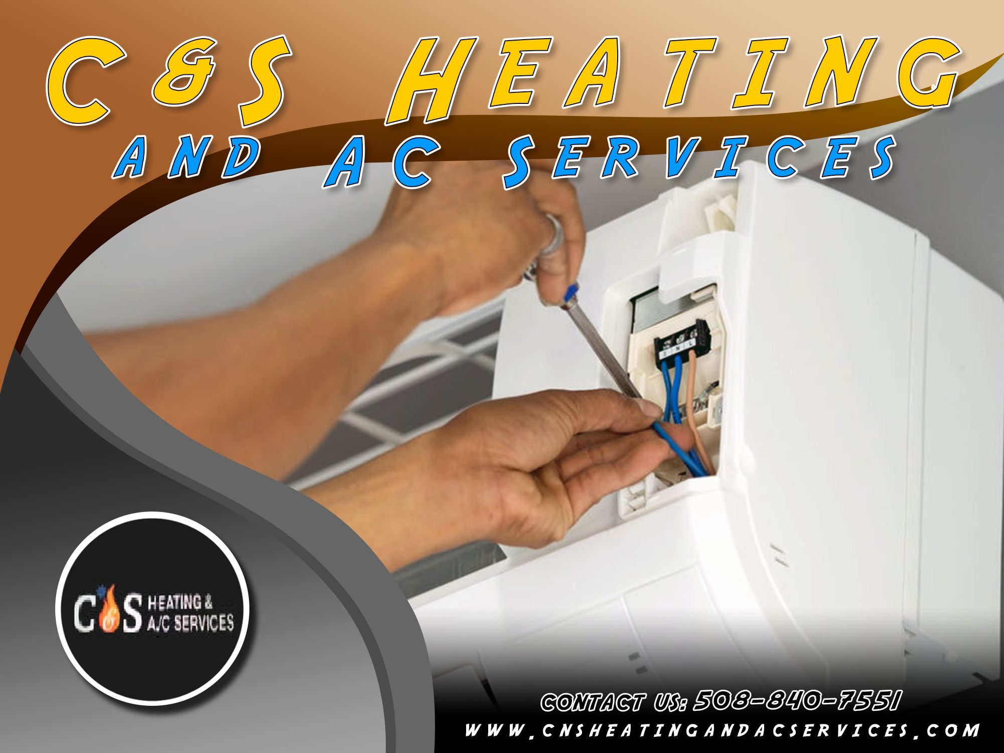 C &S Heating and AC Services proudly offer air condition