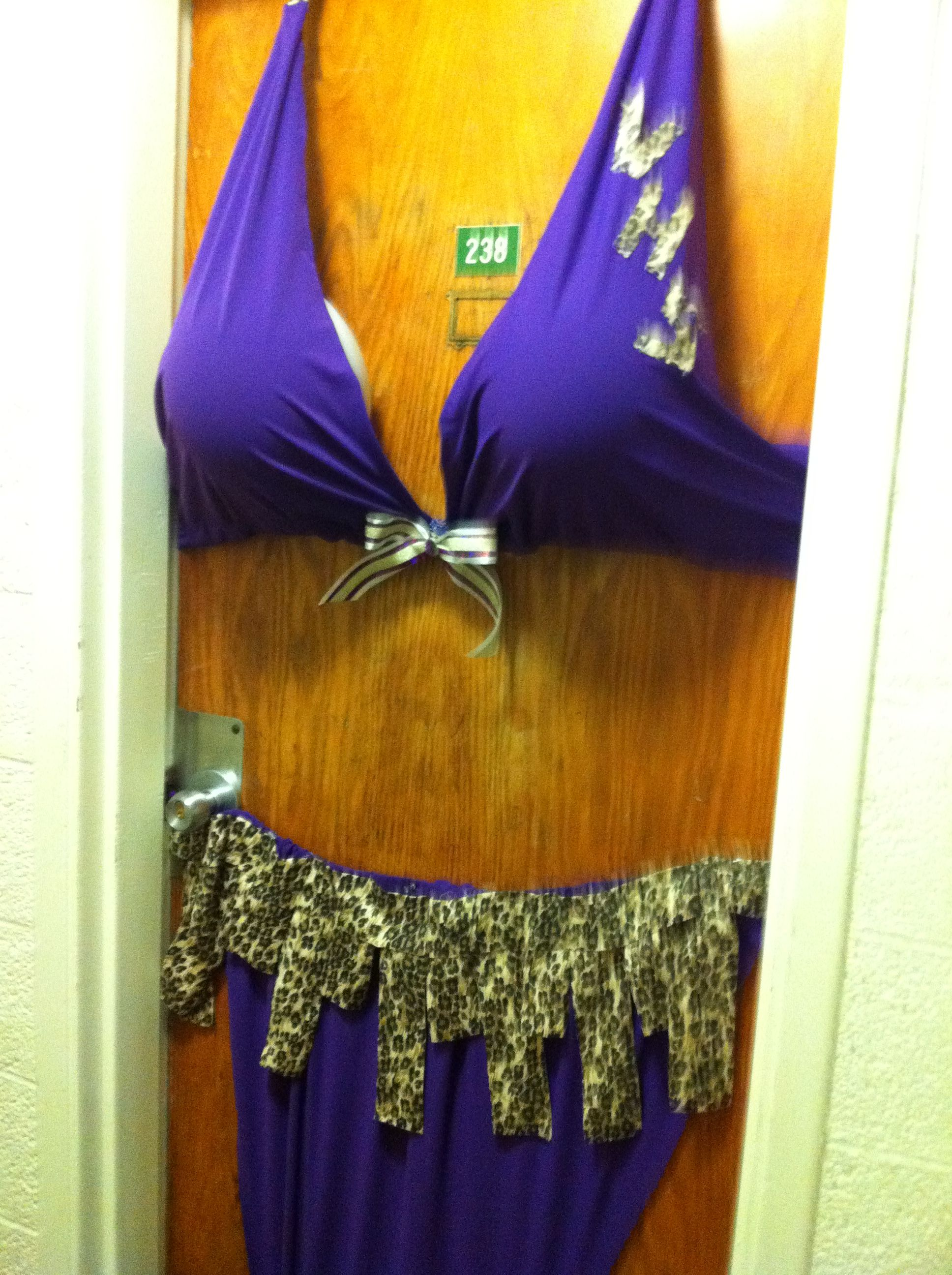 M Daughters Cheer Camp Door Decoration Theme Was Beach