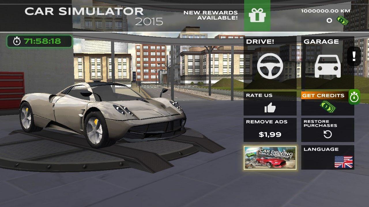 Extreme Car Driving Simulator V4 17 1 Mod Apk Unlimited Money