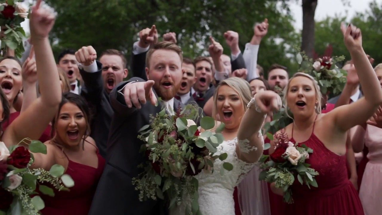 Mr mrs tuttle a view on state wedding video in omaha