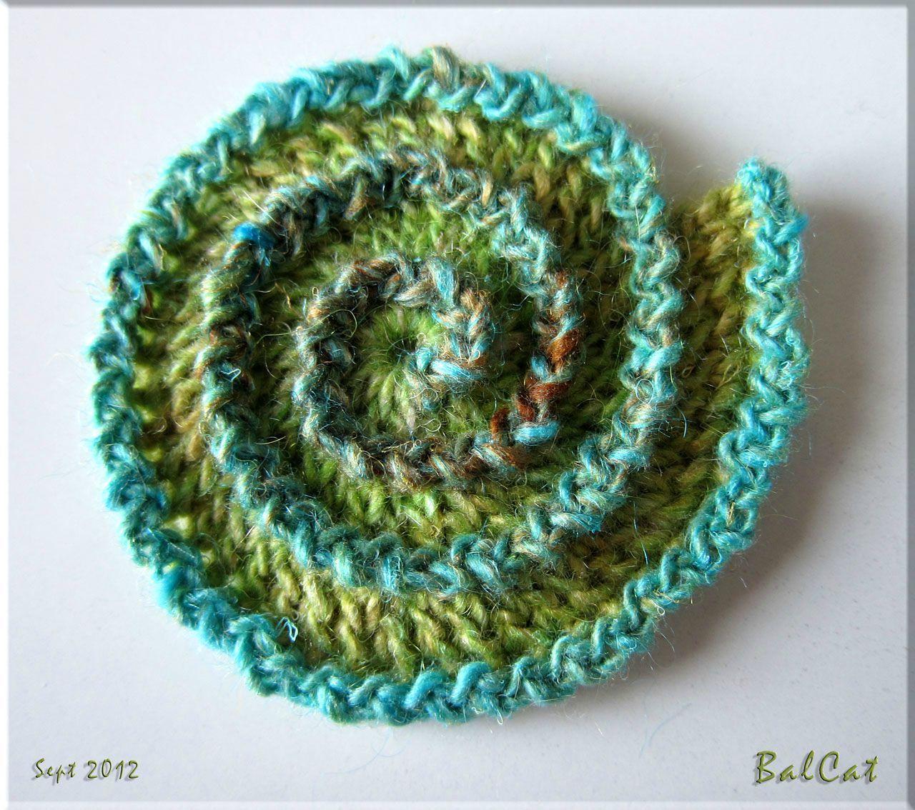 Mes doubles spirales - suite - Easy Crochet   Pinterest   Ganchillo ...