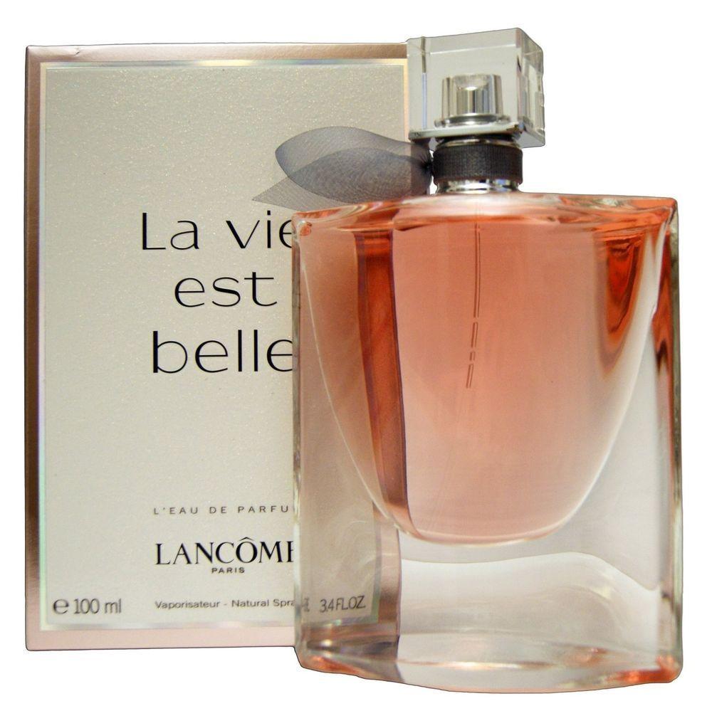 LA VIE EST BELLE BY LANCOME PERFUME 3.4 OZ L'EAU DE PARFUM