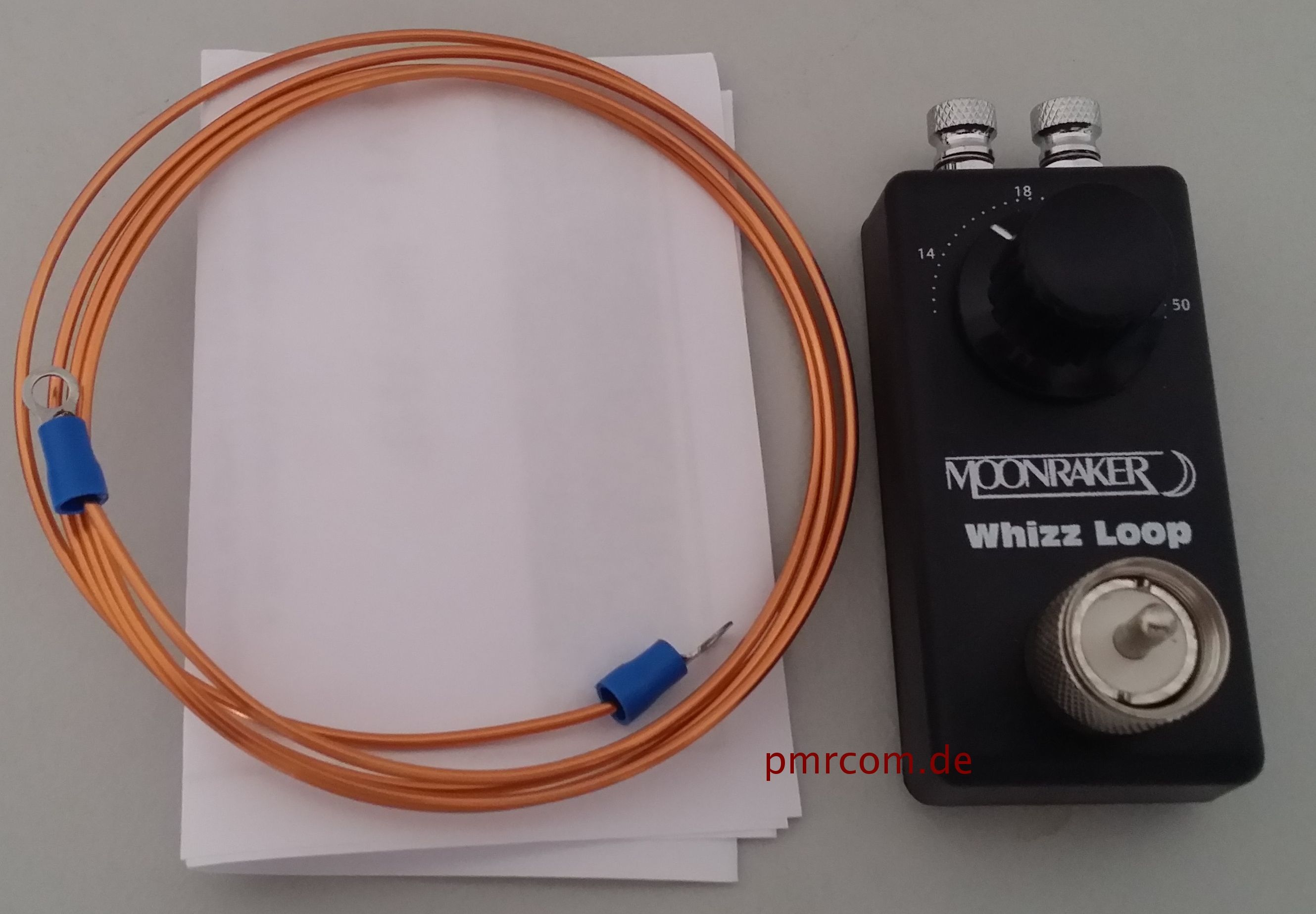 Moonraker Whizz Loop Qrp Antenne 20m Bis 6m Band Antenne