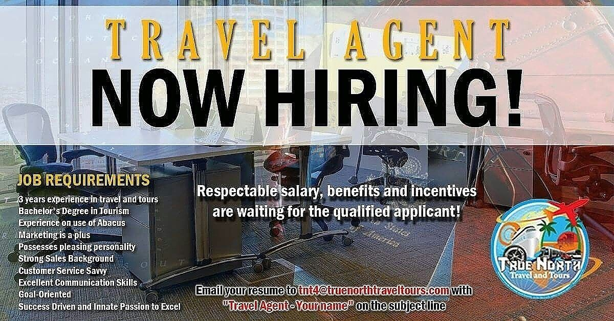 Pin by Apollo Bala on Travel Quotes Travel agent jobs