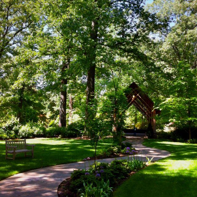 Memphis botanic gardens iphone pics pro hdr for Garden trees memphis