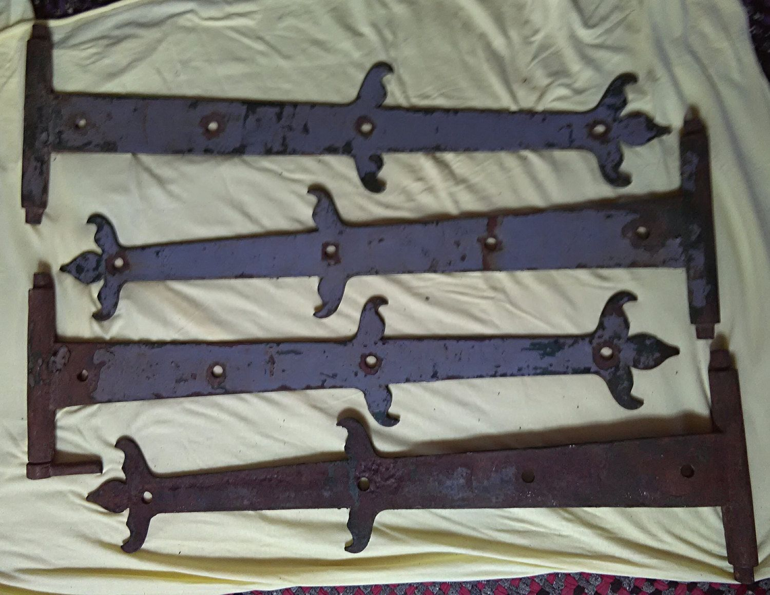Barn Door Hinges, Vintage Door Hinges, Antique Hinges, Gate Hinges, Strap  Hinges - Barn Door Hinges, Vintage Door Hinges, Antique Hinges, Gate Hinges