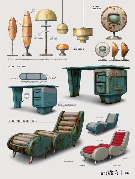 The Art of Fallout 4 | Fallout concept art, Fallout art ...