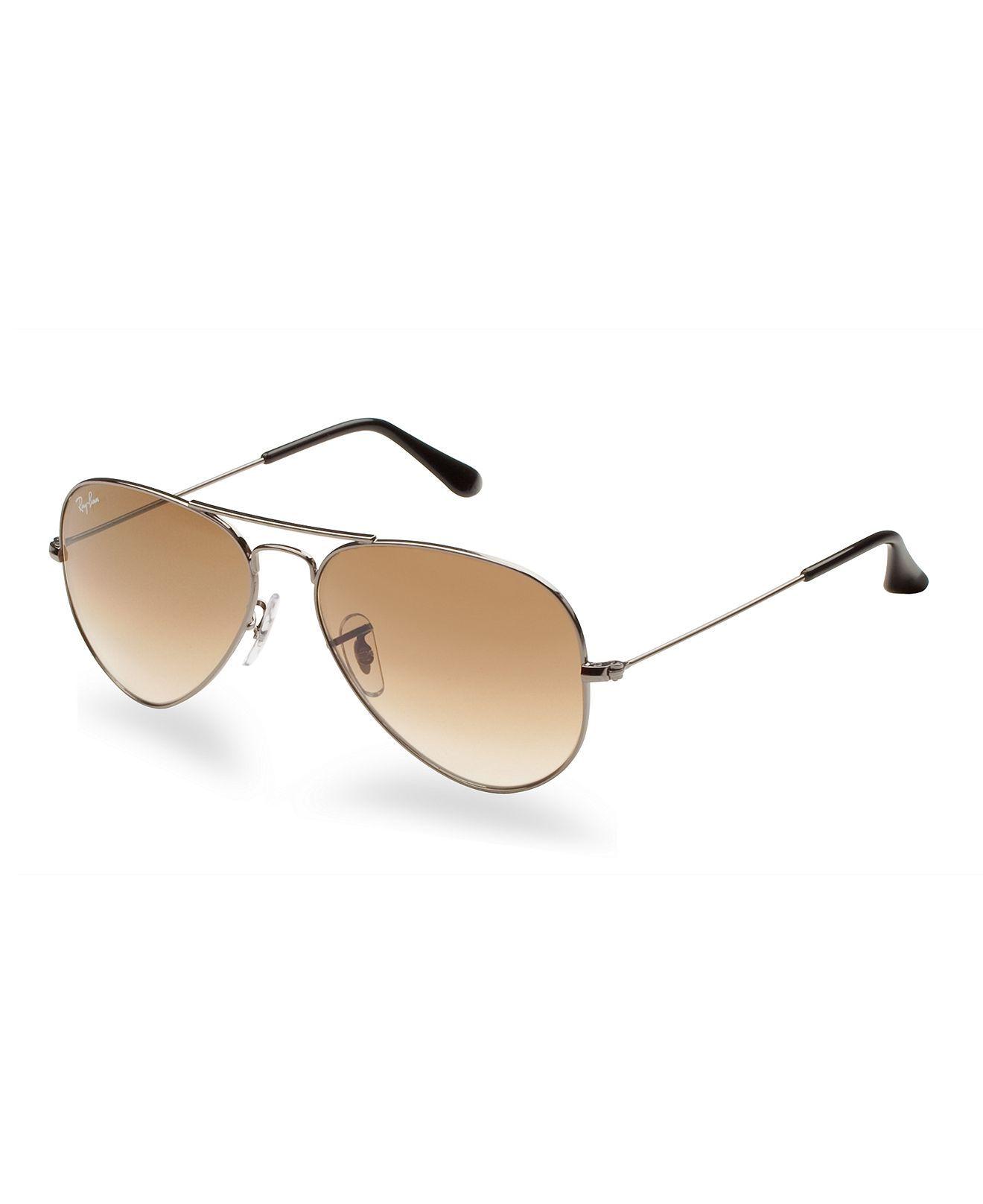 Colorful Sunglass Hut: $149.95 Ray-Ban Sunglasses, RB3025 55 Aviator