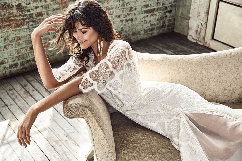 "Grace loves lace Wedding Dresses ""BLANC"" New Bridal collection"