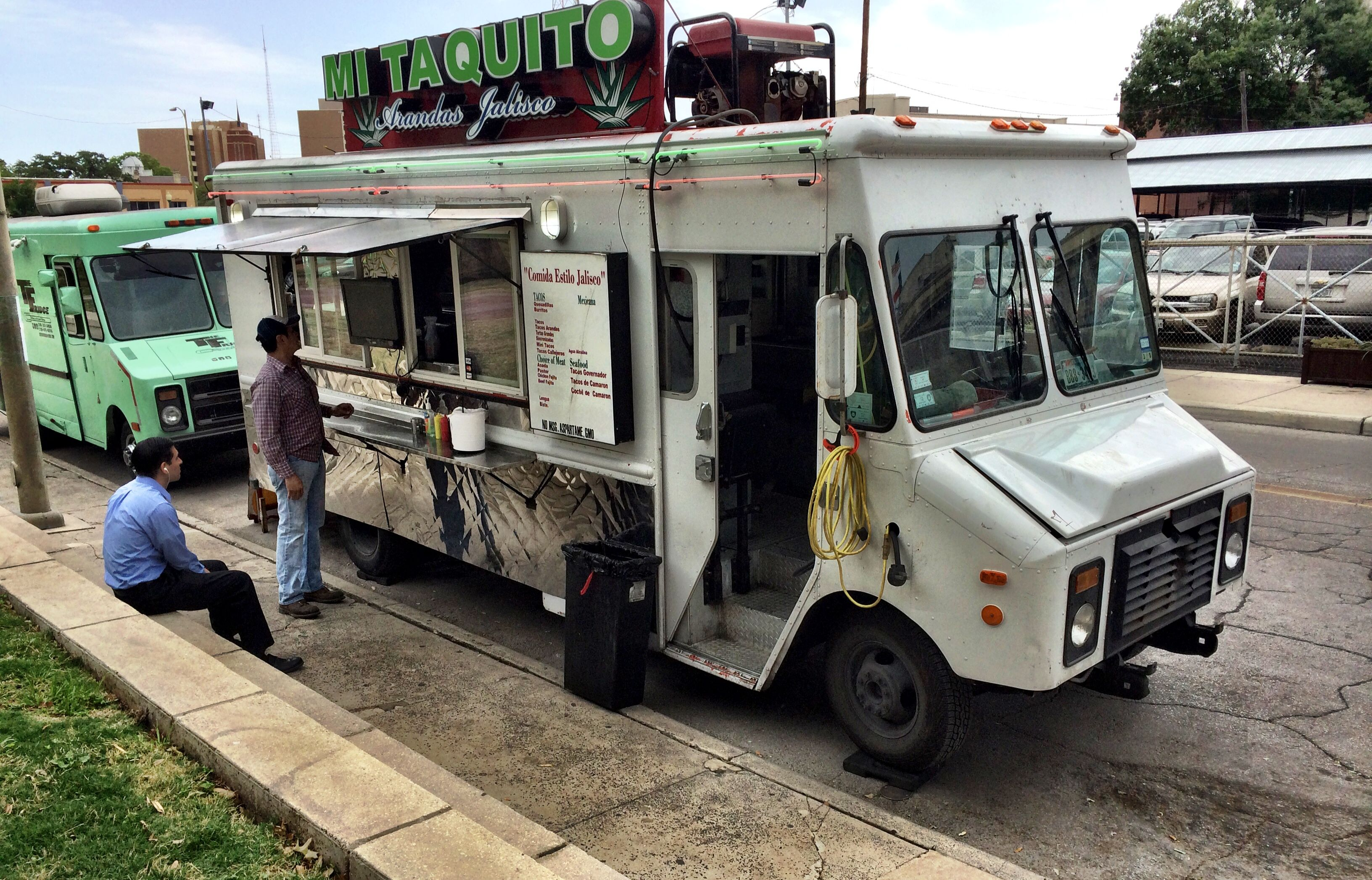 Pin by steven beckley on mexican food taco truck