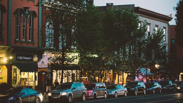48 hours in saratoga springs ny new york state blog for Weekend getaways in new york