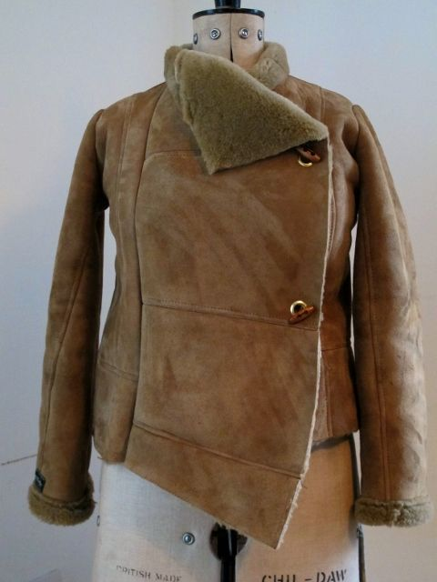 5a515656f Fab preloved and remodelled sheepskin coat from Liberty Kelly ...