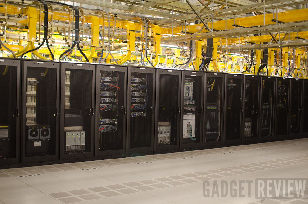Take A Look Inside A Top Secret Mobile Switching Center Pics