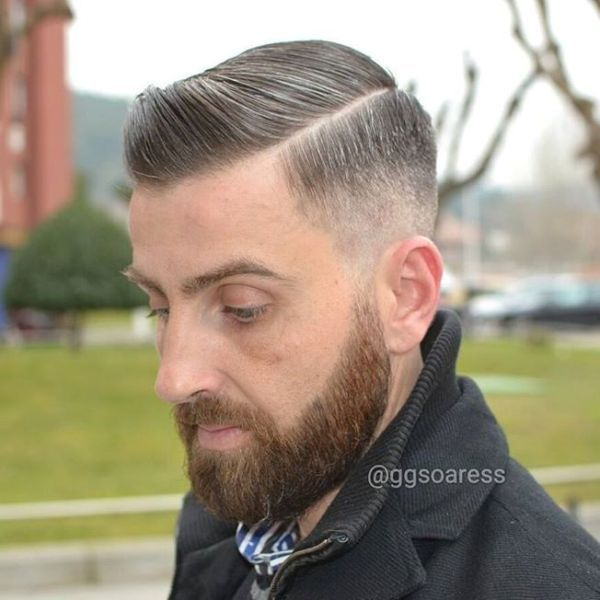 50 Classy Haircuts and Hairstyles for Balding Men | Facial, Bald ...
