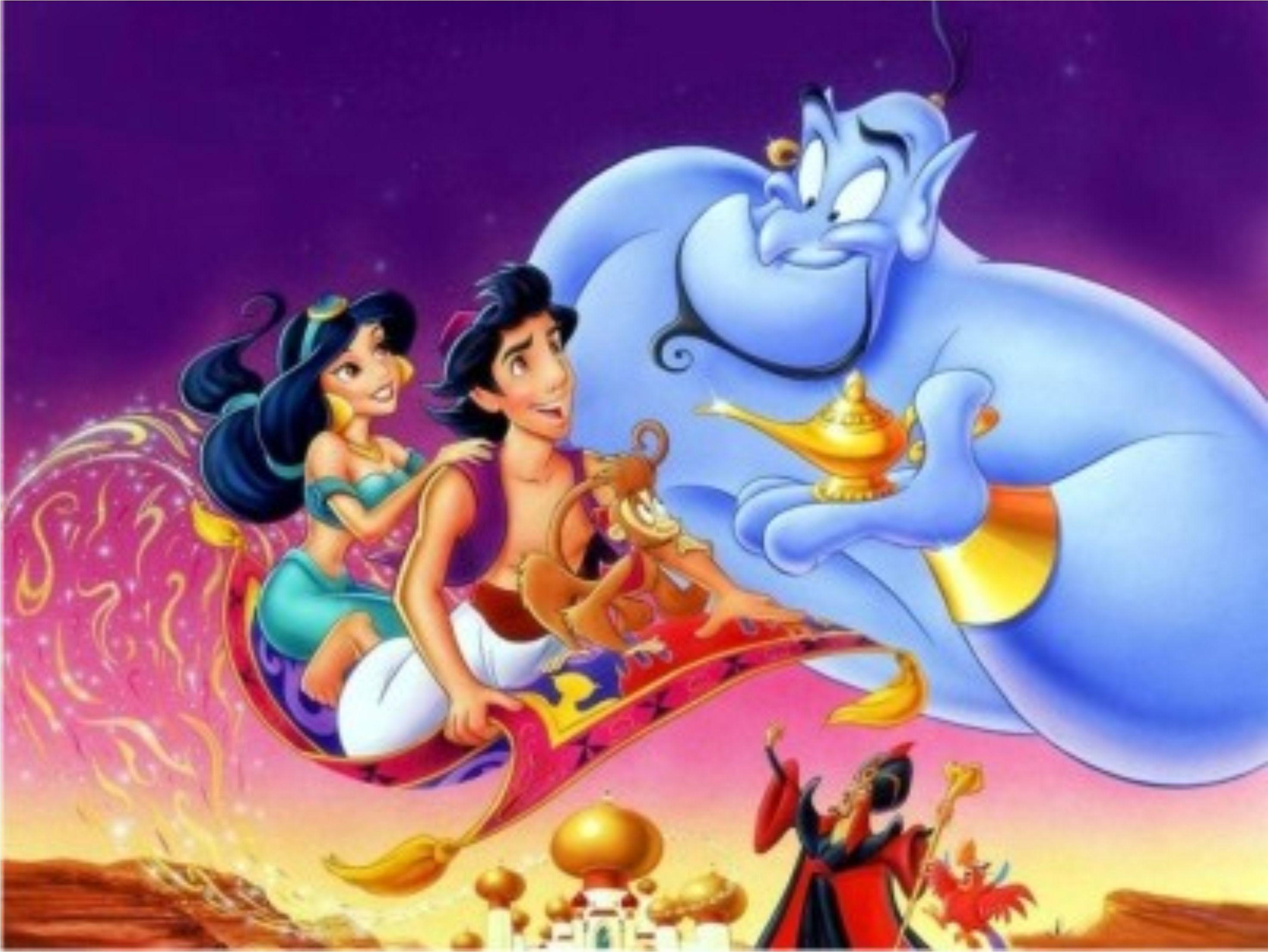 Aladdin 1992 Ron Clements John Musker Aladino Aladdin Disney