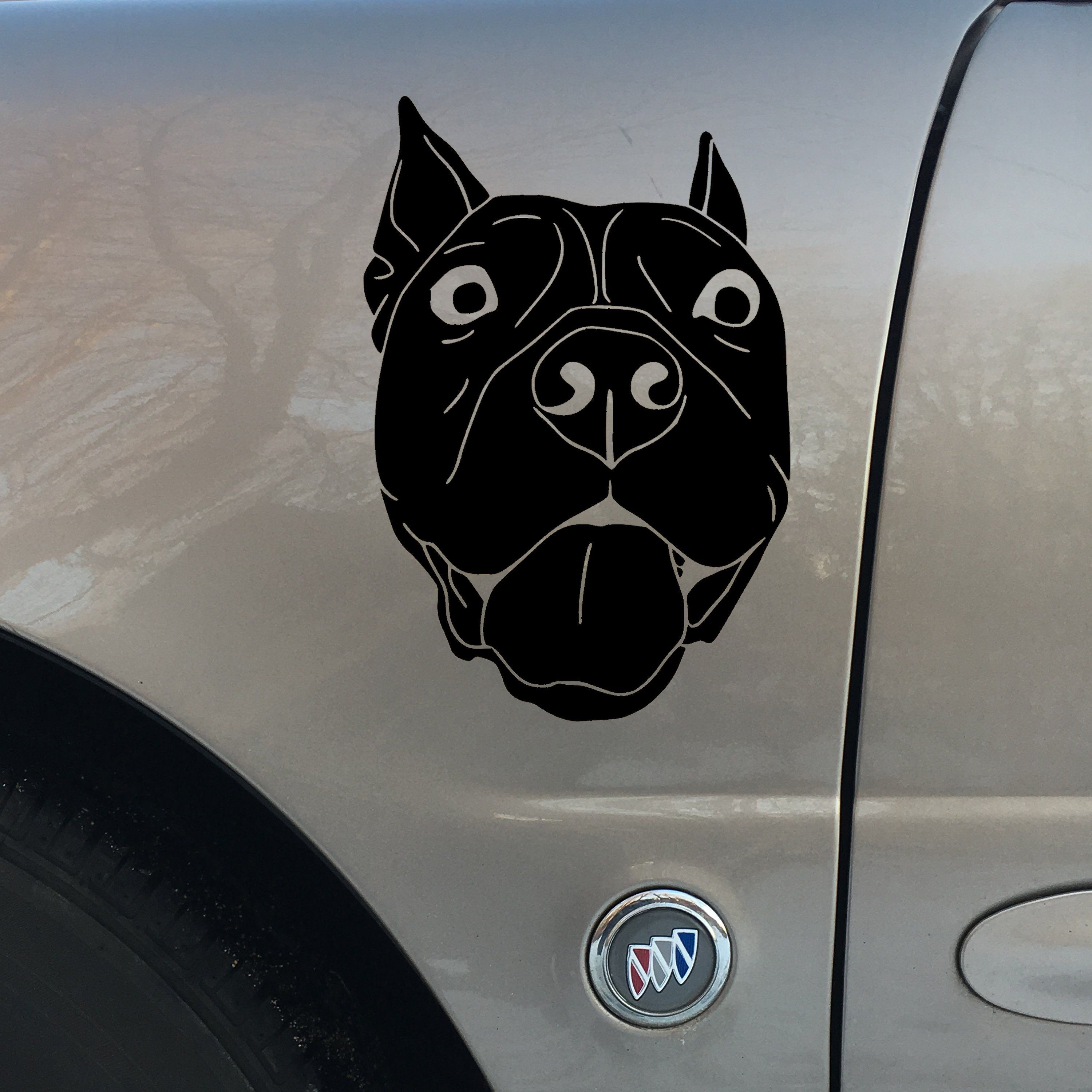 Dog Decals For Cars Dog Decals Dog Gifts Dog Car [ 3000 x 3000 Pixel ]