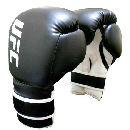 f6a31c57b48 Luva de Boxe UFC Preta - Luva UFC Boxe
