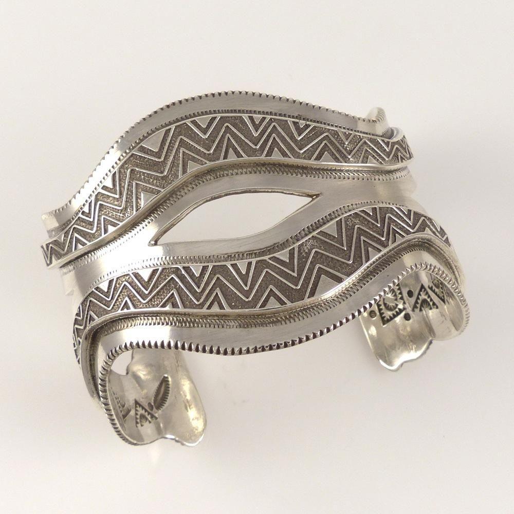 Sterling Cody Sanderson bracelet