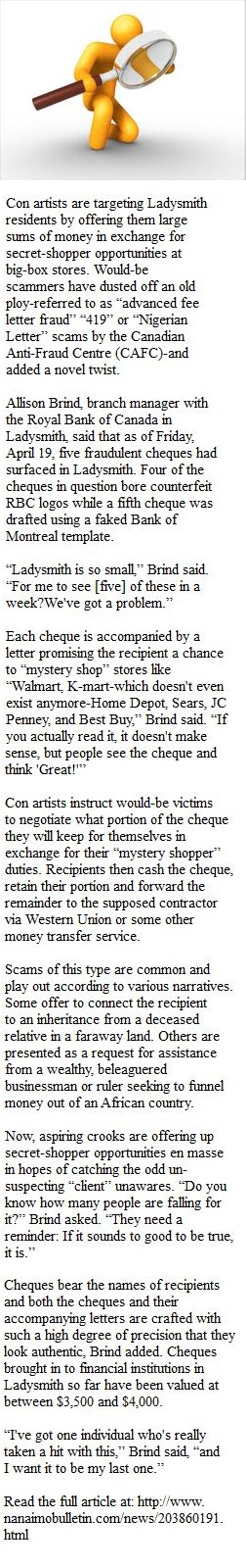 mystery shopper cover letter