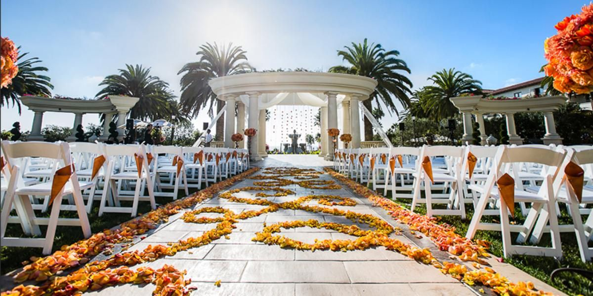 The St Regis Monarch Beach Weddings Price Out And Compare Wedding Costs For Ceremony Reception Venues In Orange County Southern California