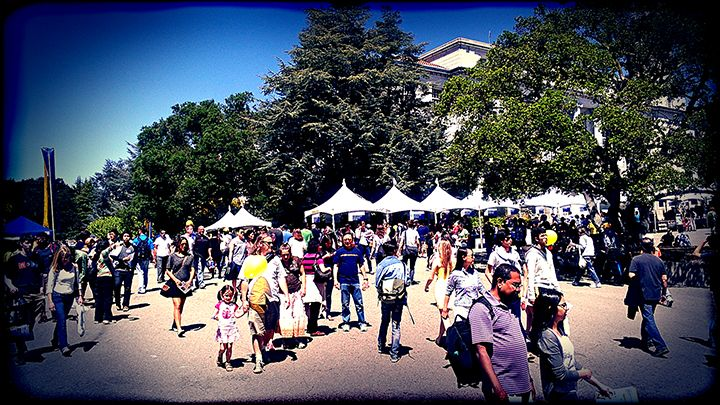 Families @ Cal Day 2013