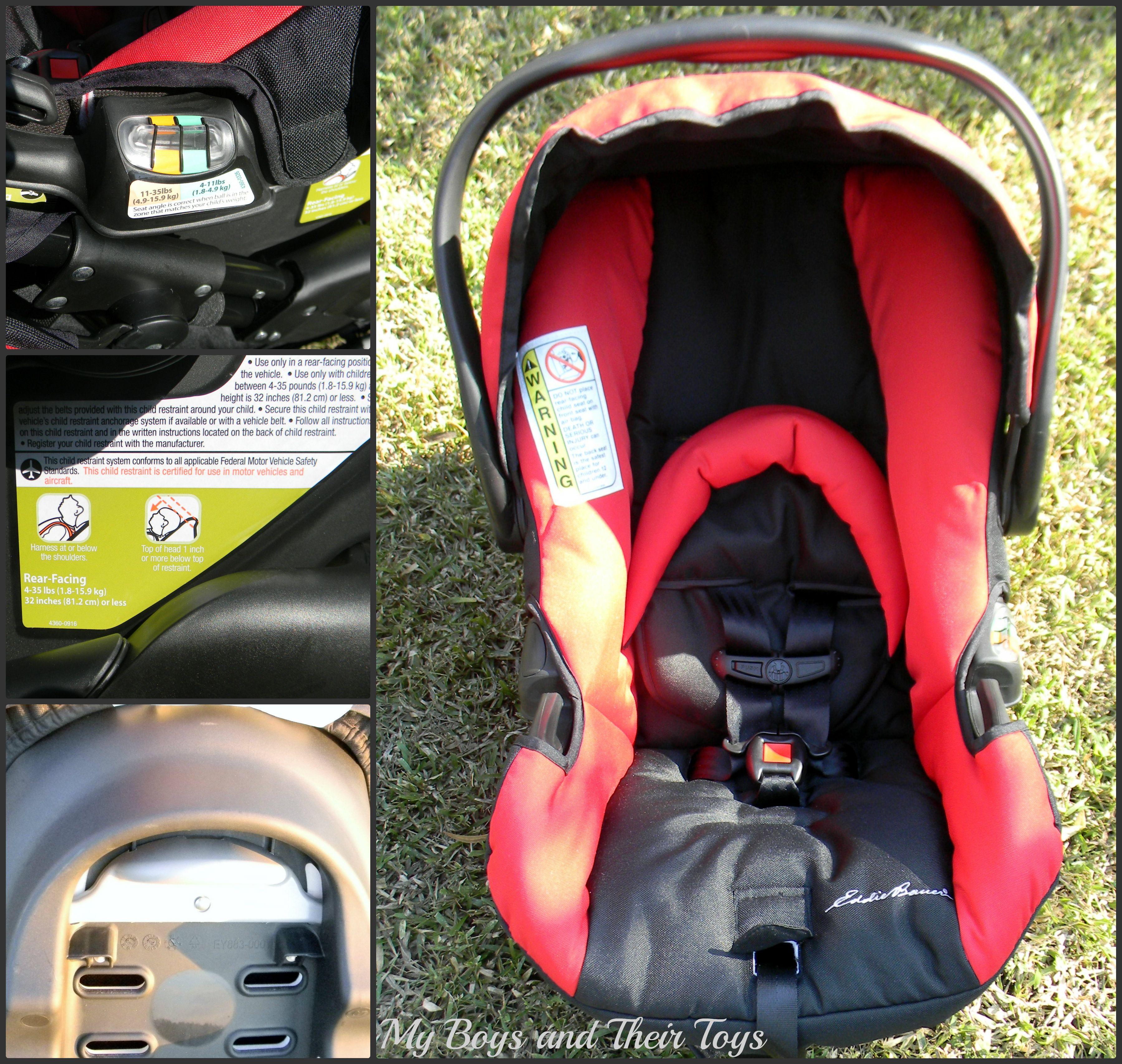 Child toys car  Eddie Bauer Trail Hiker Travel System Review  My Boys u Their Toys
