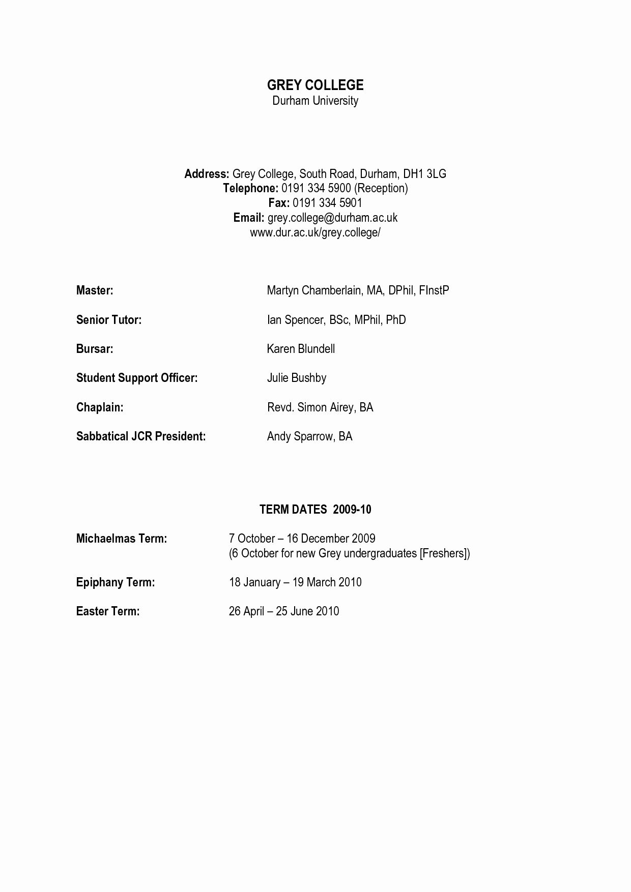 25 Simple Resume format for Freshers Business Template