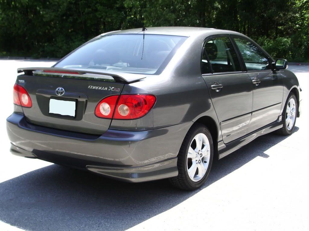 Kekurangan Toyota Corolla 2005 Spesifikasi
