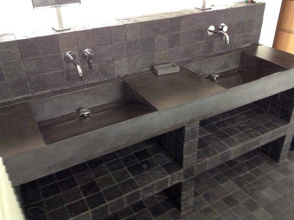 Vasque Noire Pour Salle De Bains Design Avec Images Salle De
